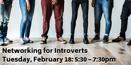 ThriveCo's Monthly Networking Happy Hour: Networking for Introverts tickets