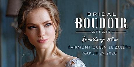 Bridal Boudoir Affair 2020 - Maddy K Production tickets