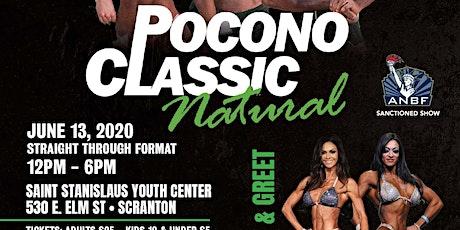 2020 Pocono Classic Natural tickets
