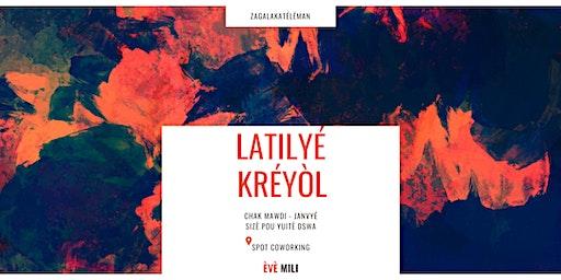 Latilyé Kréyòl èvè Mili / Cours de 2 heures
