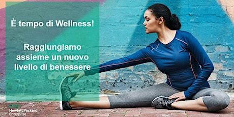 È tempo di Wellness! Power Active Balance - Mantenimento Roma (Gennaio) biglietti