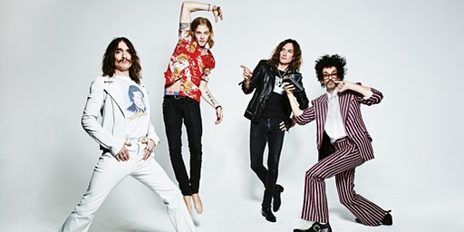 The Darkness - Easter Is Cancelled Tour