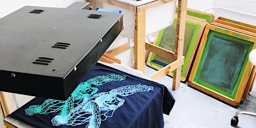 Forest and Fin: Screenprinting 101 Workshop
