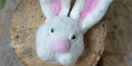Needle Felted Bunny Workshop tickets