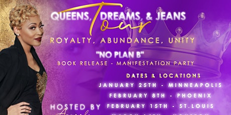 Queens, Dreams & Jeans - Houston tickets