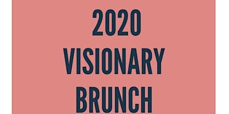 2020 Visionary Brunch tickets