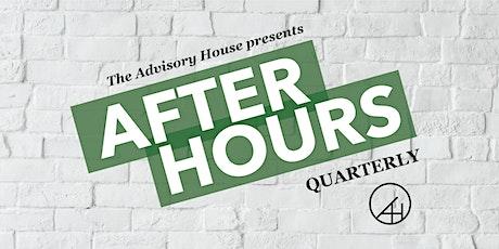 Advisory House presents After Hours - January 2020 tickets