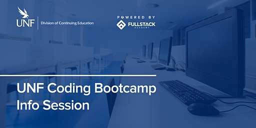 In-Person Info Session | The Coding Bootcamp at UNF