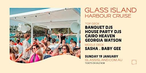 Glass Island - Sunday Sunset Cruise feat. Banquet DJs