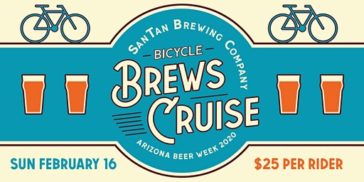AZ Beer Week Bicycle Brews Cruise 2020