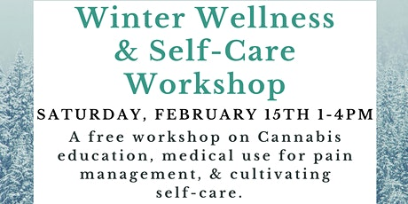 Winter Wellness and Self-Care Workshop tickets