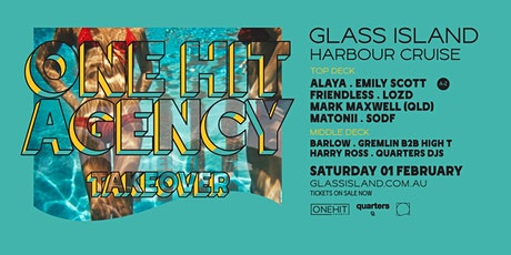 Glass Island - One Hit Agency Takeover tickets