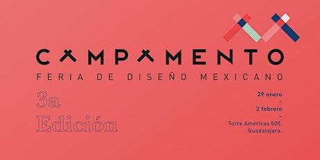 Campamento: Feria de Diseño 2020 entradas