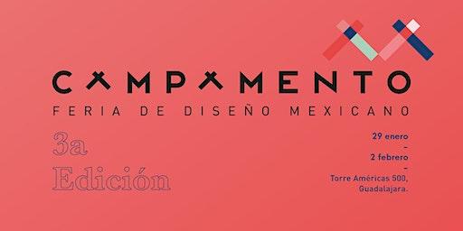 Campamento: Feria de Diseño 2020