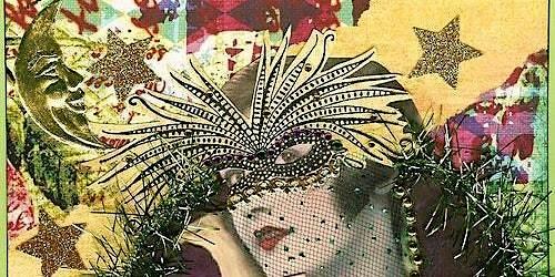 Mardi Gras Masquerade Speakeasy