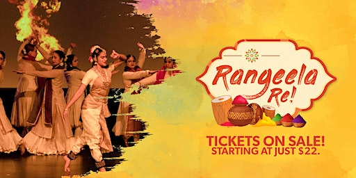 Grand Holi Celebration - Rangeela Re