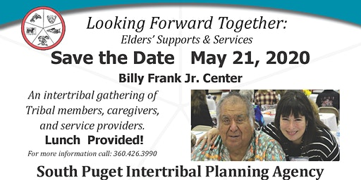 Looking Forward Together: Elders Supports & Services