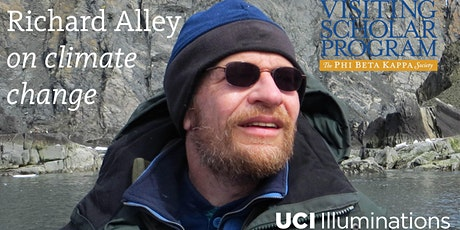 """Richard Alley, """"Finding the Good News on Energy and Environment"""" tickets"""