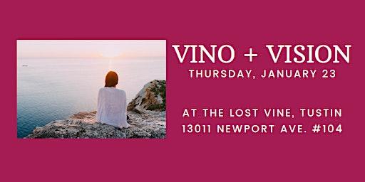Vision+Vino: Vision boarding for 2020