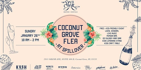 Coconut Grove Flea at Spillover tickets