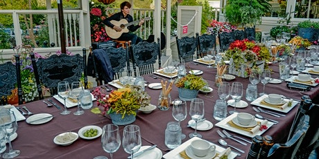 Backyard Winemaker Dinner Featuring Rancho Sisquoc Winery tickets
