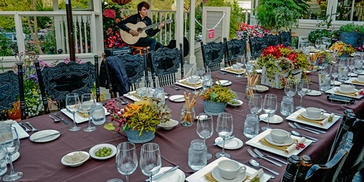 Backyard Winemaker Dinner Featuring Rancho Sisquoc Winery