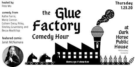 Glue Factory Comedy Hour tickets