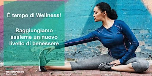 È tempo di Wellness!Power Active Balance - Mantenimento Cernusco (Febbraio)