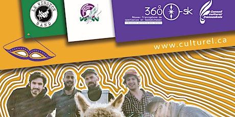 Mardi Gras - Concert Winston Band - Musique Cajun / Zydéco tickets
