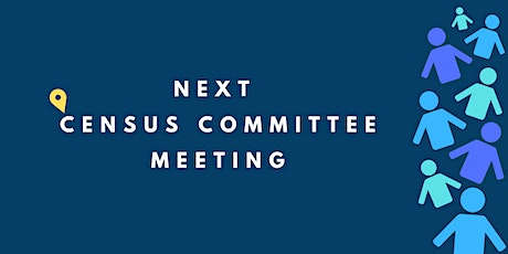 January 2020 Census Committee Meeting tickets