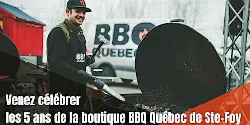 Notre boutique de Québec célèbre ses 5 ans!