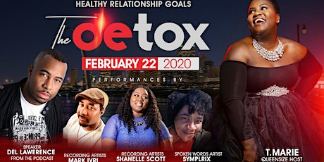 Healthy Relationships Goal: The Detox tickets