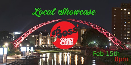 Local Showcase tickets