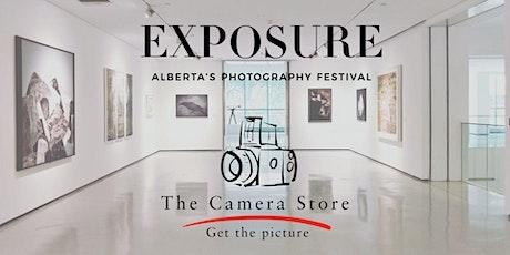 Exposure Exhibition tickets