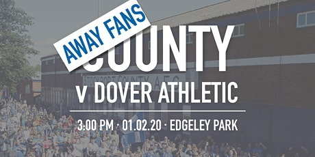 Away Fans - #StockportCounty vs Dover Athletic tickets