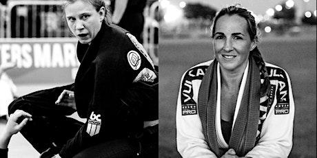 WOMEN'S ONLY BRAZILIAN JIU-JITSU SEMINAR WITH TWO IBJJF WORLD CHAMPIONS! tickets