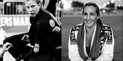 WOMEN'S ONLY BRAZILIAN JIU-JITSU SEMINAR WITH TWO IBJJF WORLD CHAMPIONS!