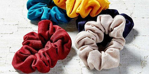 KIDS Scrunchie Making