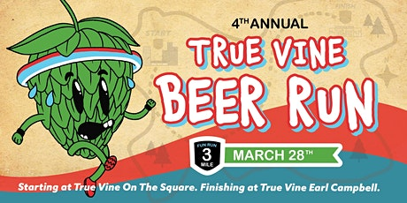 True Vine Beer Run 2020 tickets