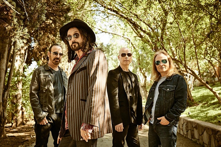 The Dirty Knobs with Mike Campbell image