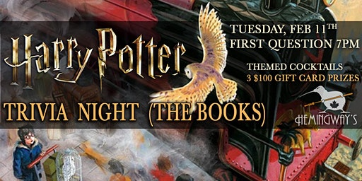 Harry Potter Trivia (The Books) 2.2