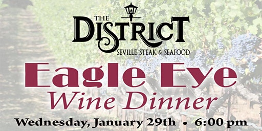 Eagle Eye Wine Dinner