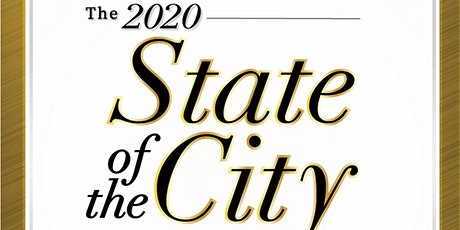 State of the City Address 2020 tickets