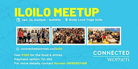 #ConnectedWomen Meetup - Iloilo (PH) - January 22 tickets