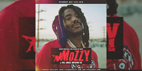 Mozzy at Full Circle Brewing Co. tickets