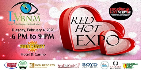 13th Annual LVBNM Red Hot Expo tickets