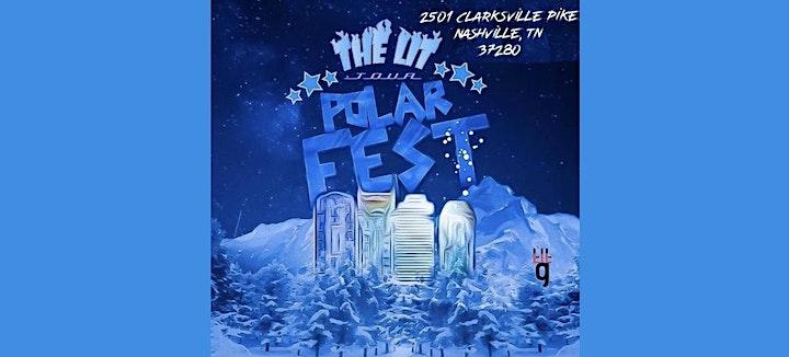 The Lit Tour: Polar Fest image
