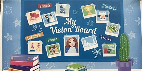 Your Life Your Vision with Vision Boards tickets