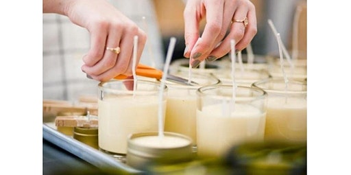 Thoughtful Thursdays- Soy Candle Gift Making with Wine Package Deal (01-30-2020 starts at 6:30 PM)