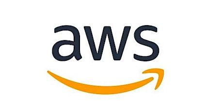 4 Weeks AWS Training in Pleasanton | Amazon Web Services Training tickets